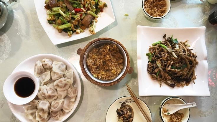 mesa chinesa